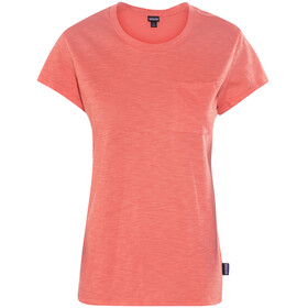 Patagonia Mainstay Tee Women Carve Coral